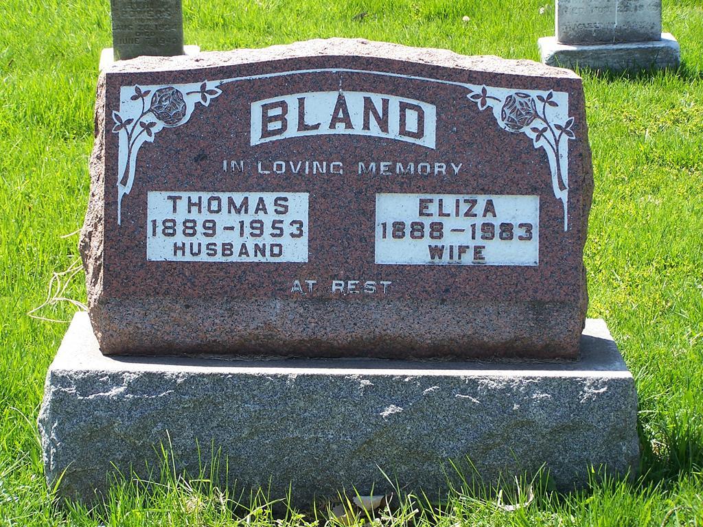Thomas Bland