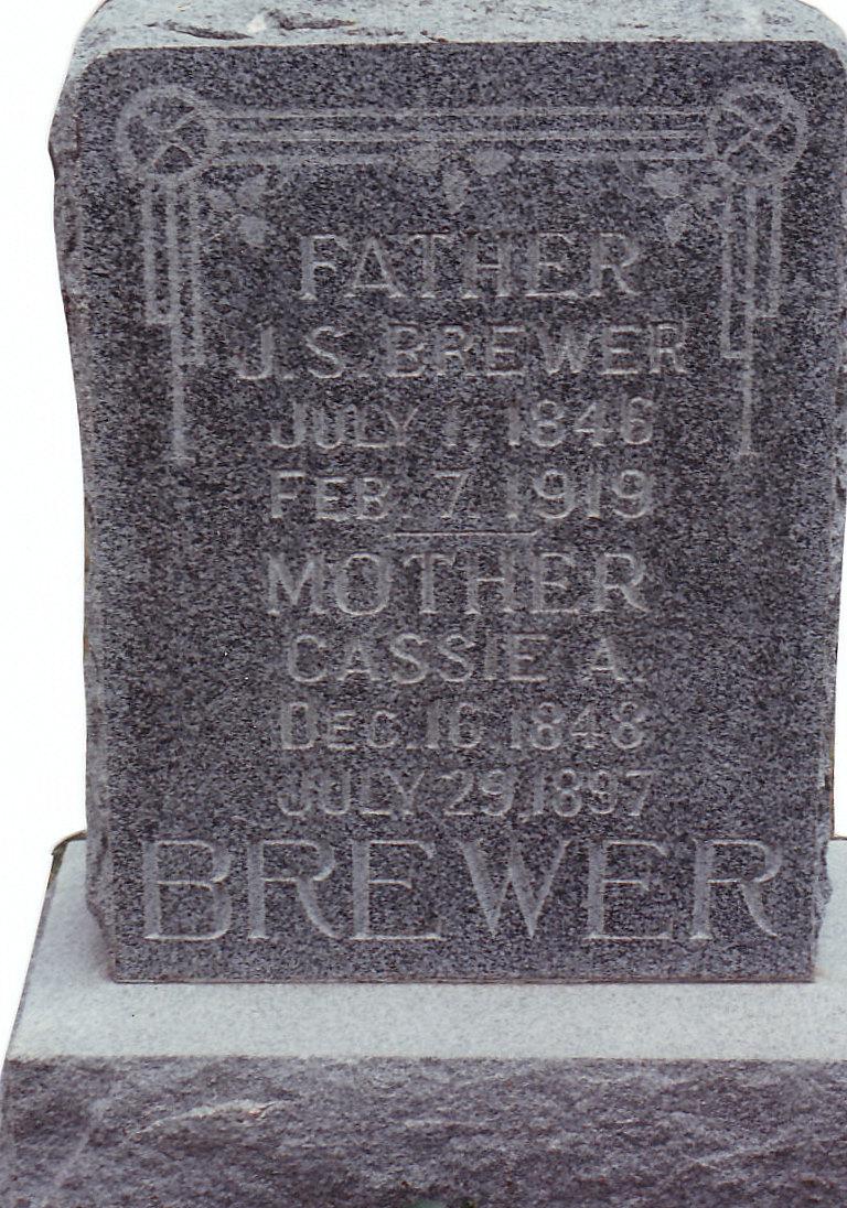 Rodney S Brewer