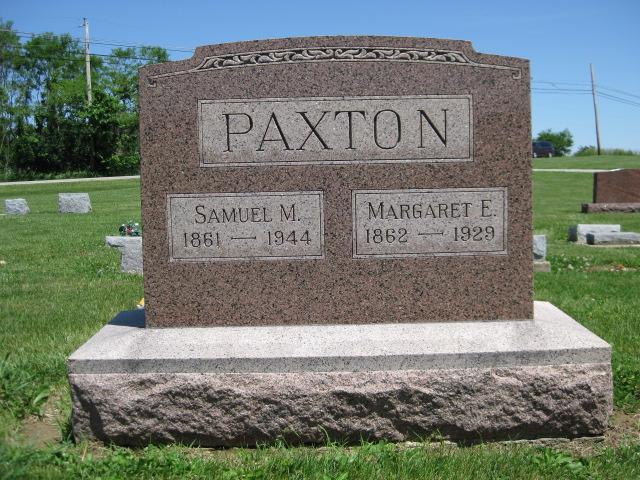 Samuel Paxton
