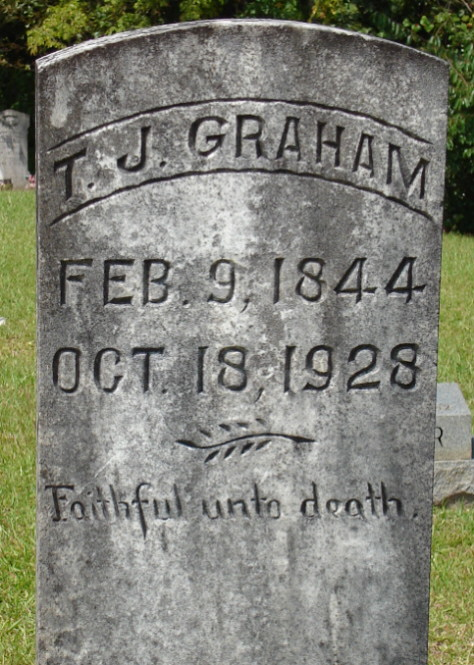 Thomas Jefferson Graham
