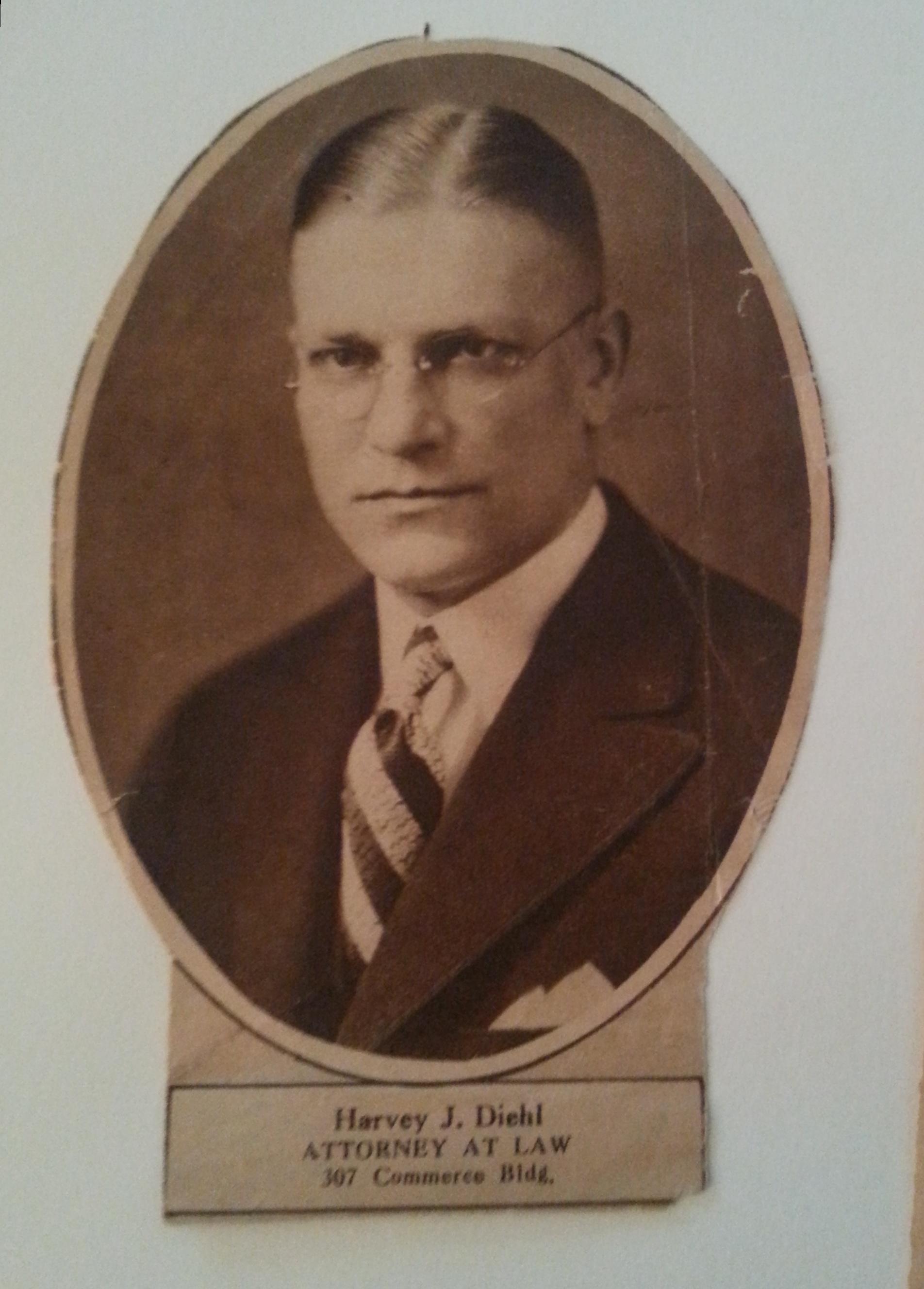 Harvey Diehl