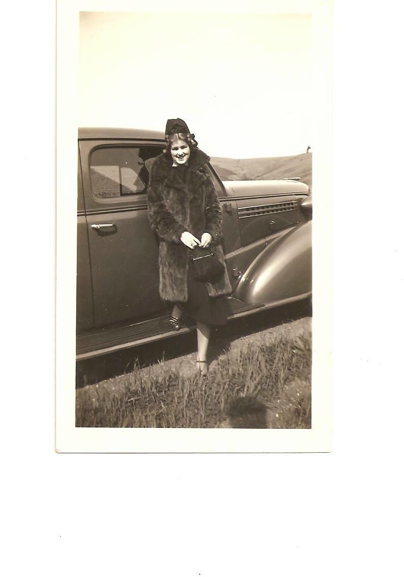 Edna Mae Truscott