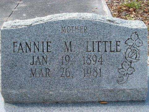 Fannie Mae Sanders