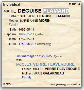 Marie Flamand
