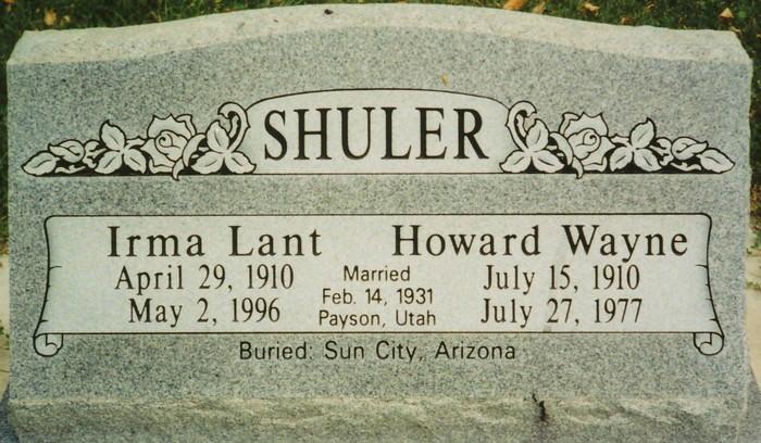 Annalee Howard Shuler