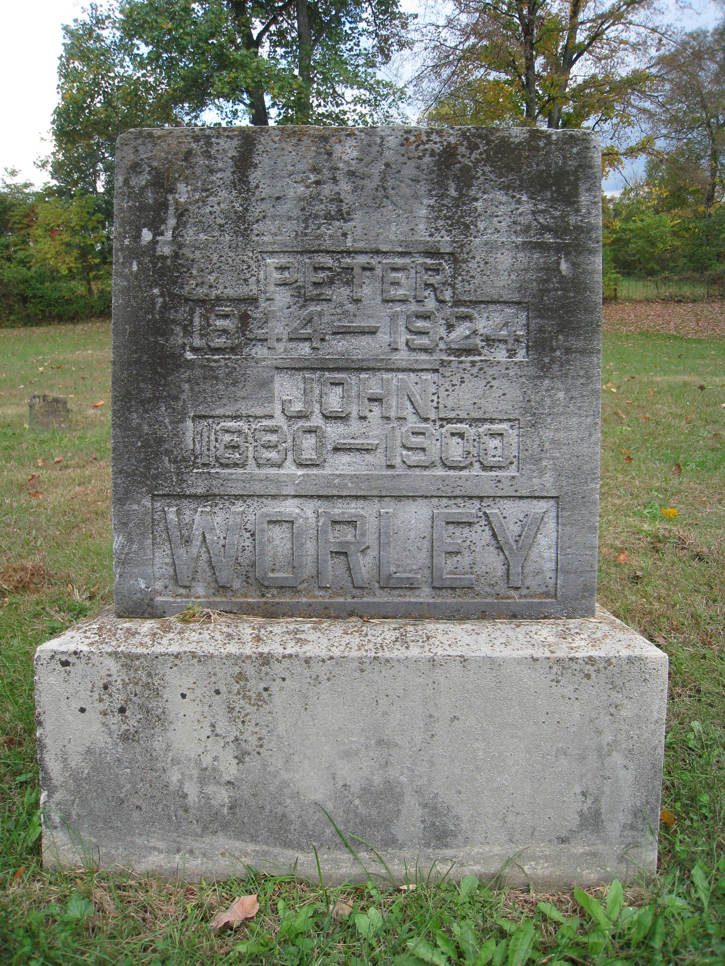 John H Worley