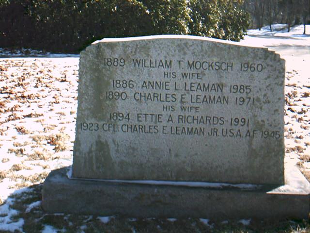 Charles E Lhaman