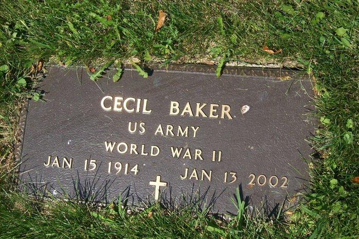 Cecil Dale Baker