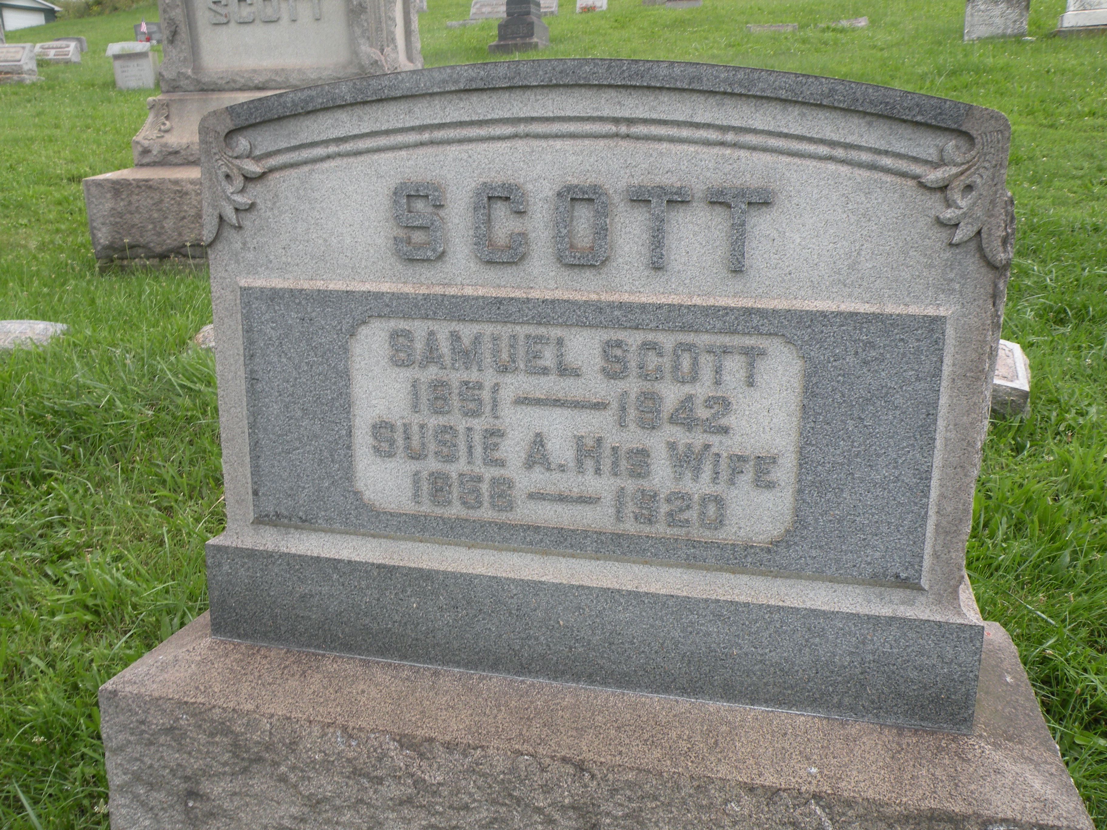 Samuel N Scott