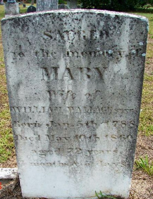 Mary Belcher