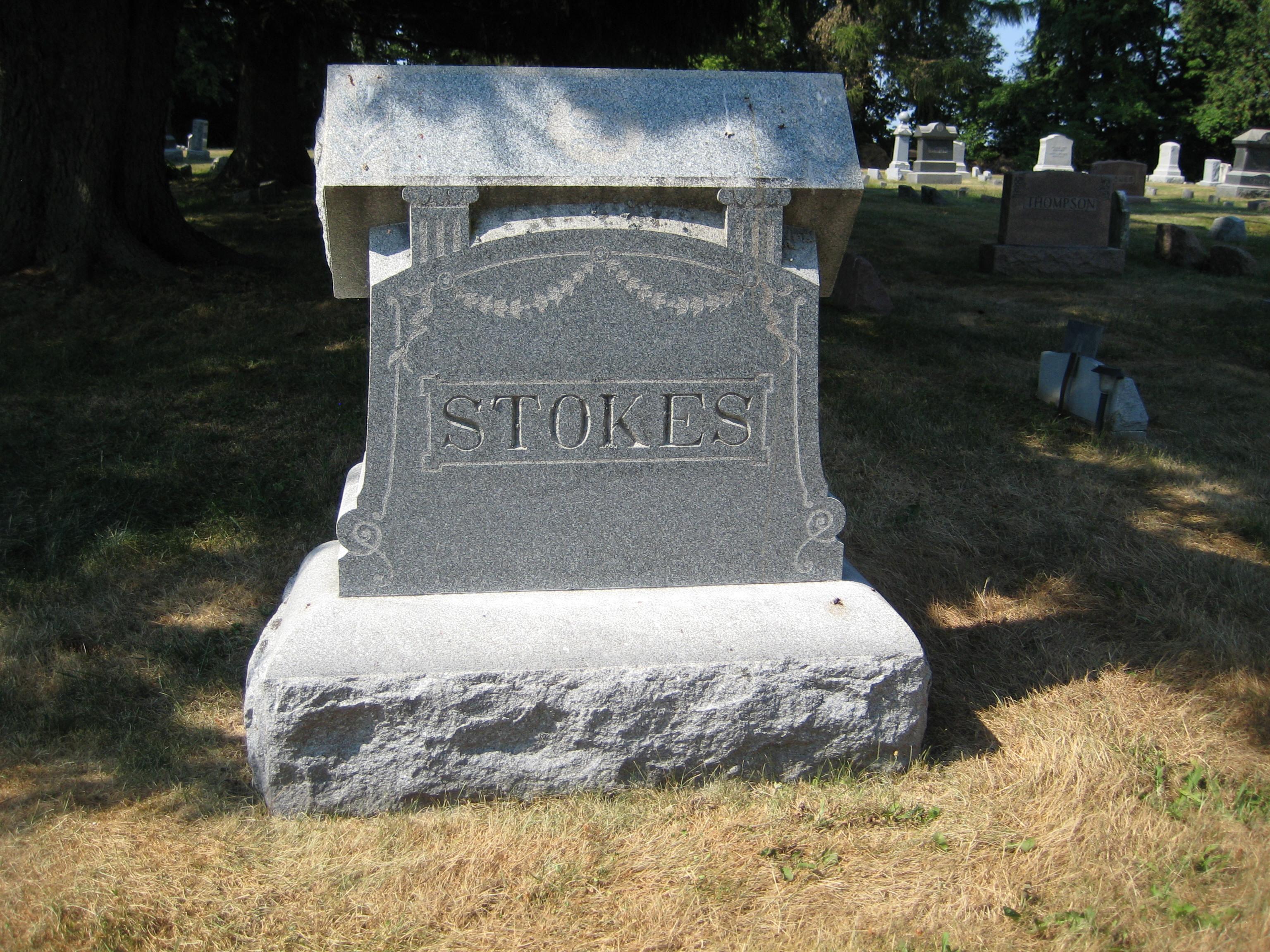 Rufus Stokes