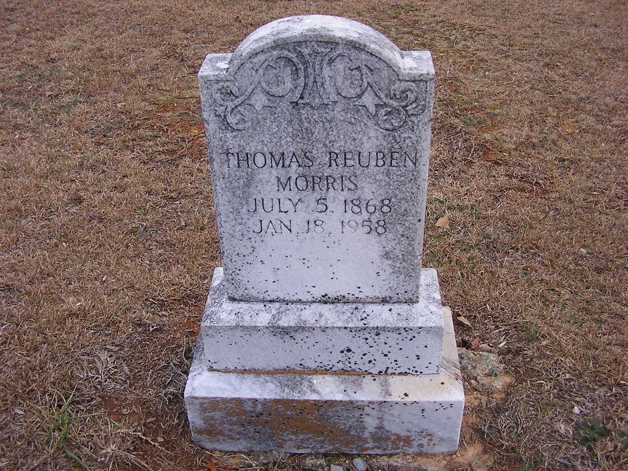 Reuben Morris