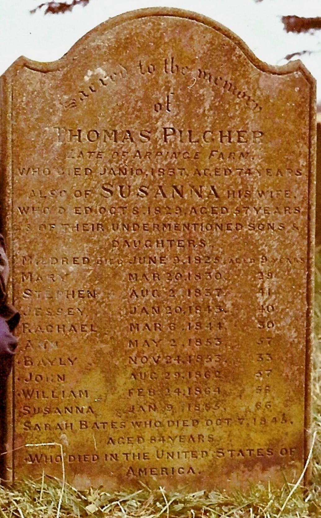 Thomas Pilcher