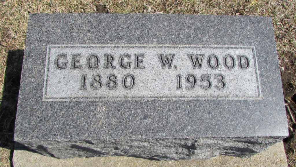 William George Wood