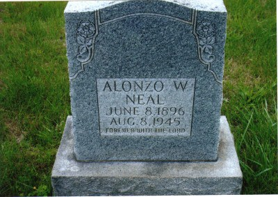 Alonzo L Neal
