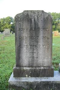John Archer Briggs