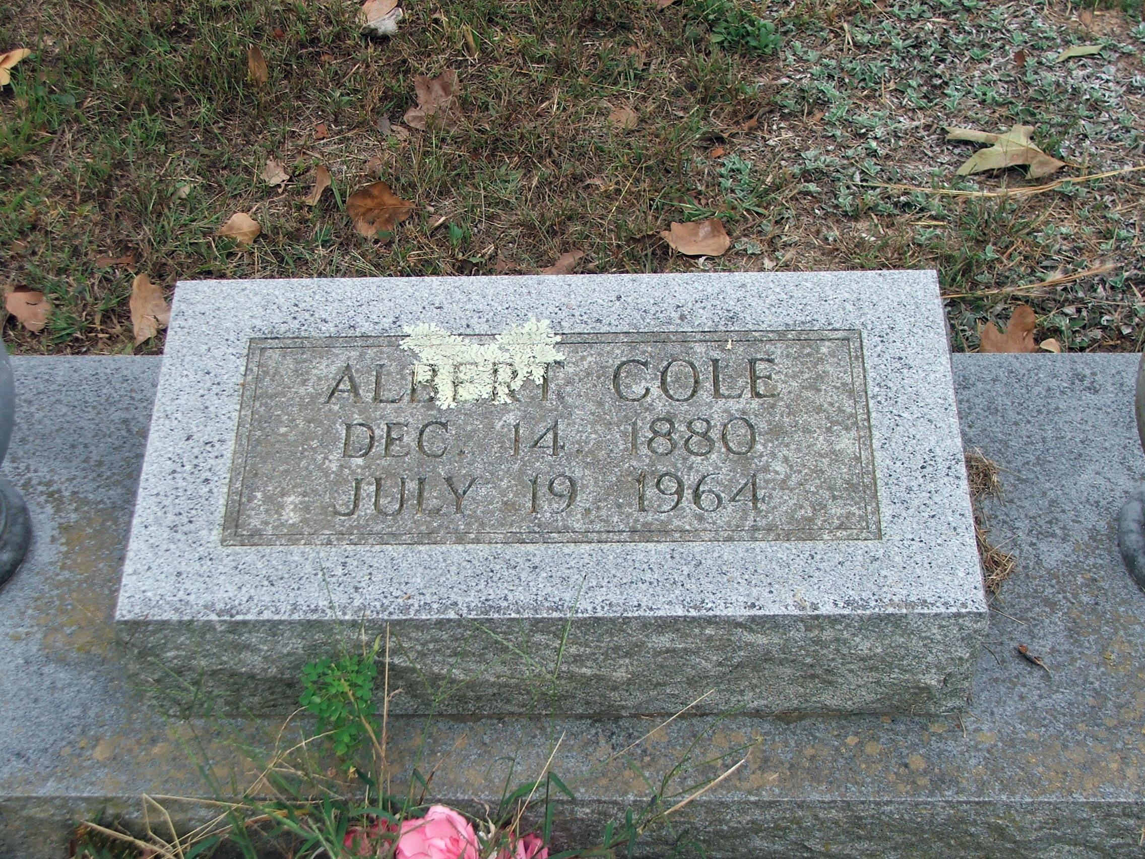 Albert Marshell Cole