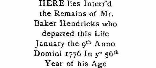 Abraham Hendricks