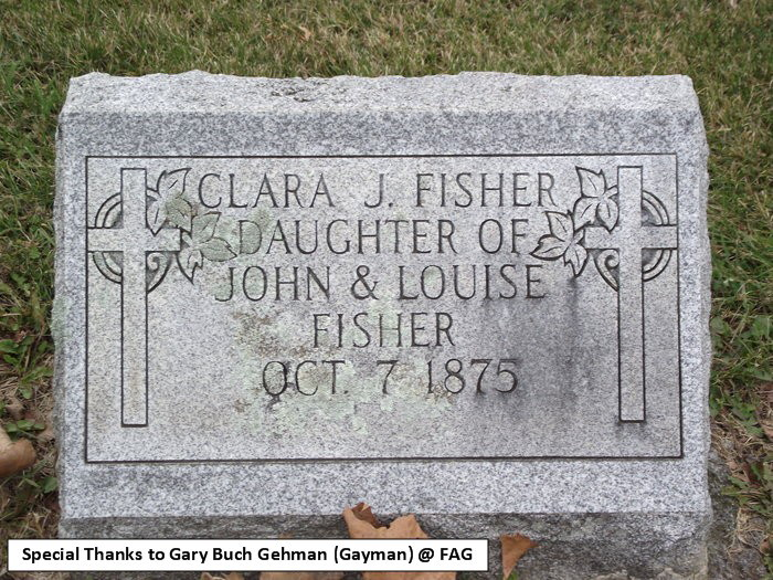 Clary Fisher