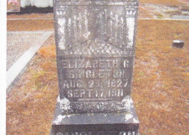 Elizabeth Singleton
