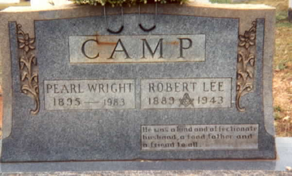 Pearl Lee Wright