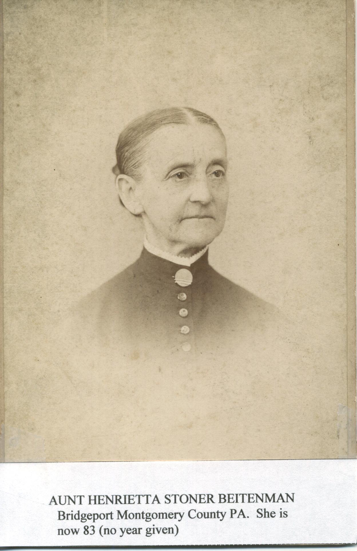 Rebecca Beitenman