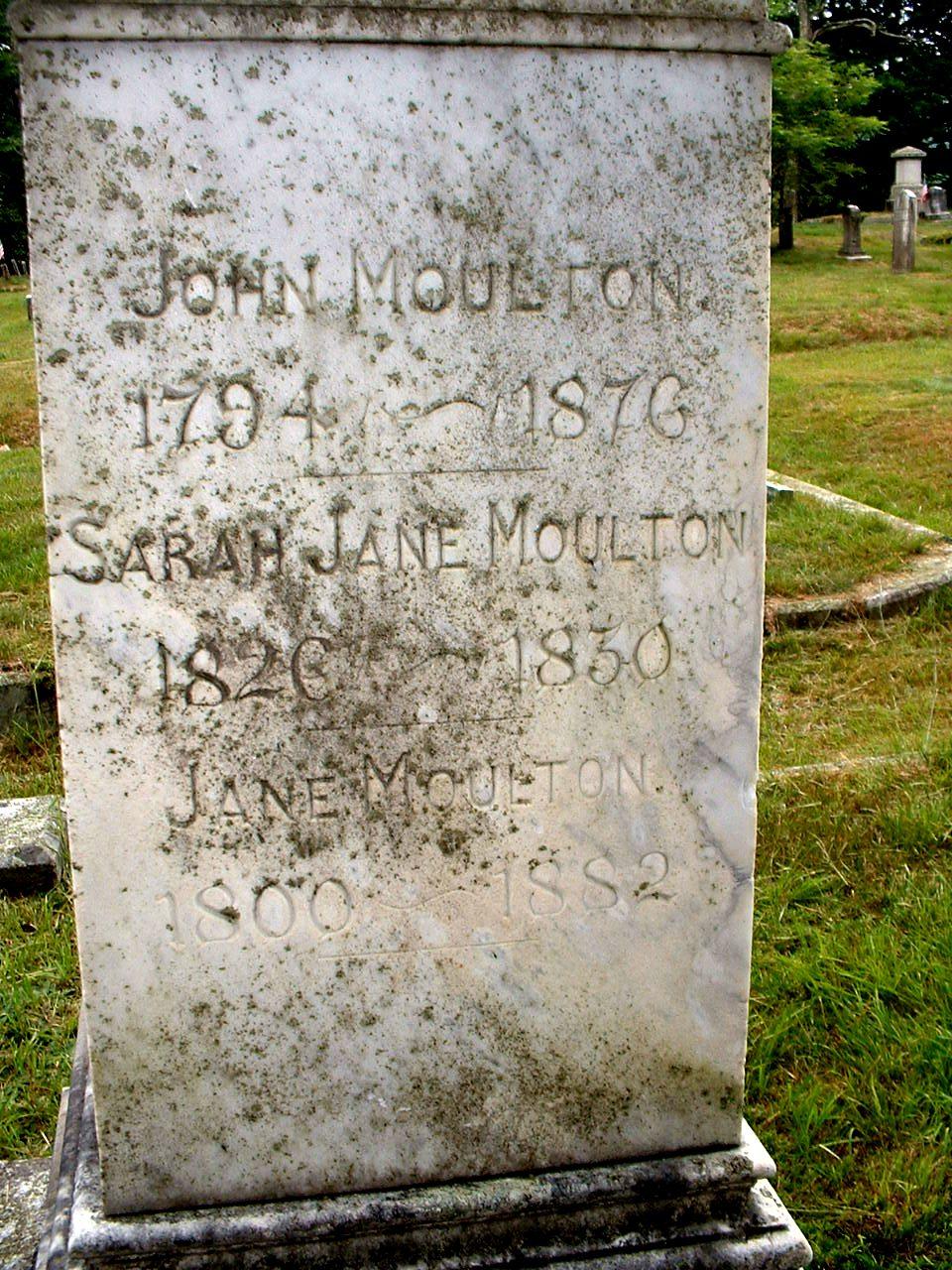 Harriet Jane Coffin