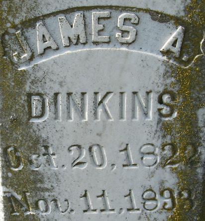 James Alexander Dinkins
