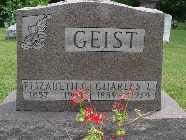 Charles Geist