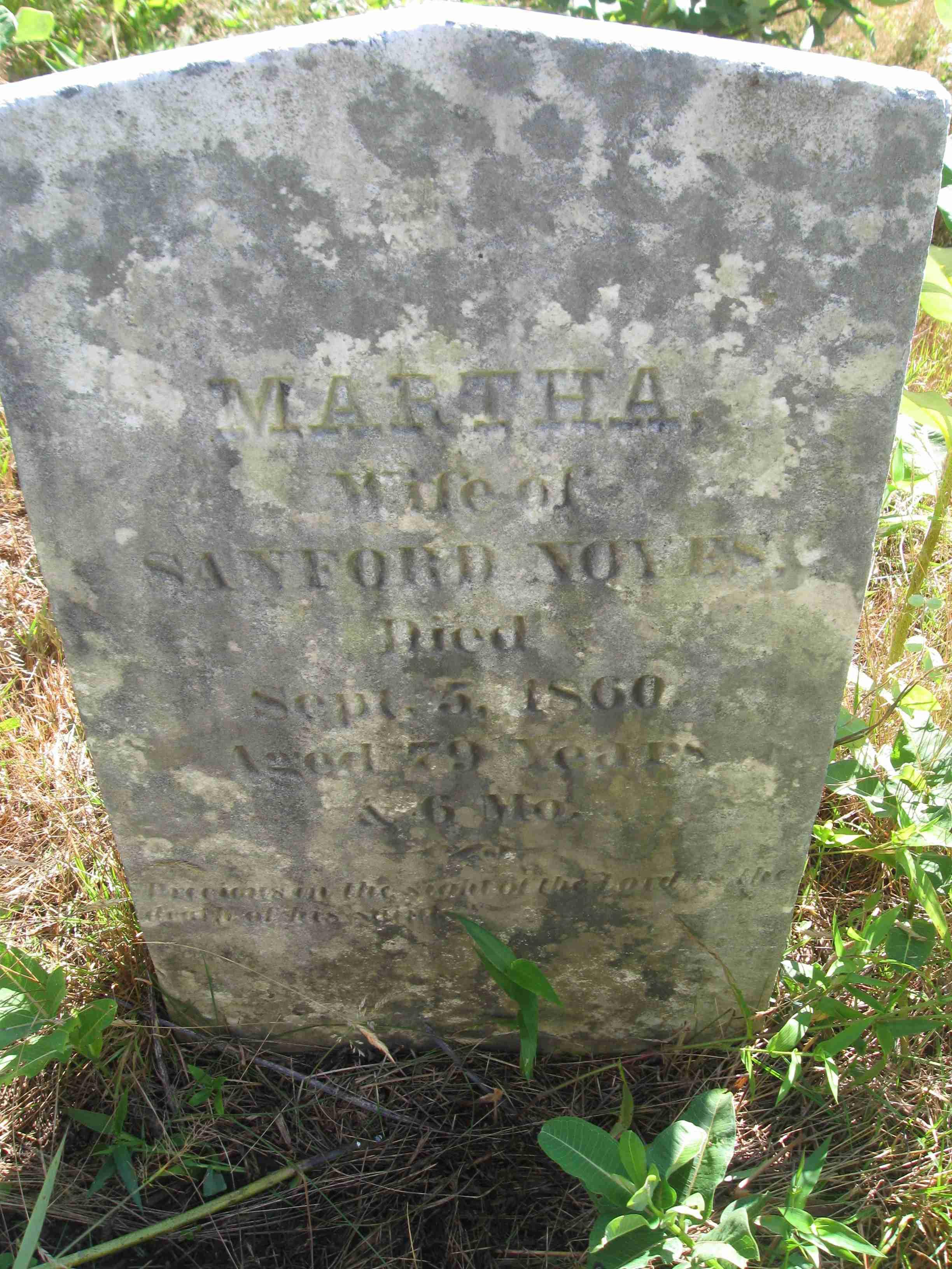Martha Hubbard Babcock
