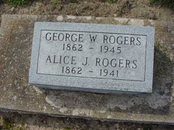 George Washington Rogers
