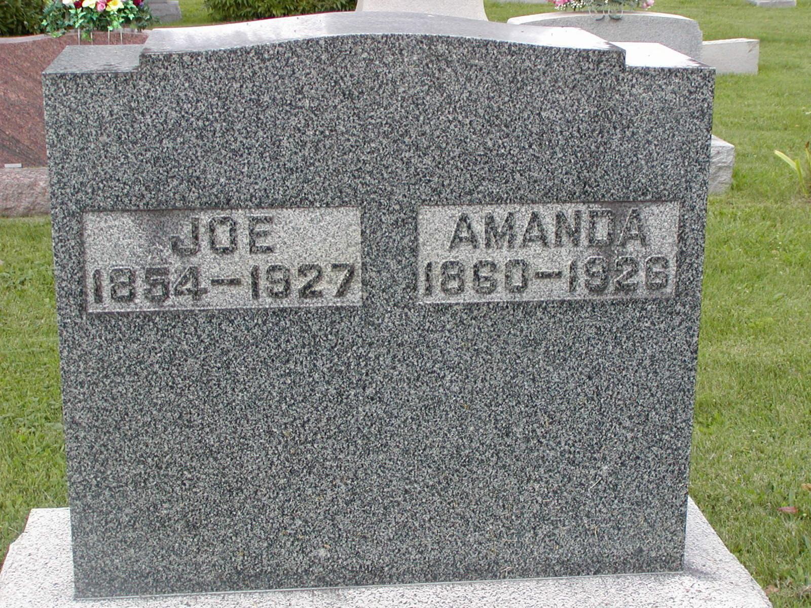 Amanda N Farmer