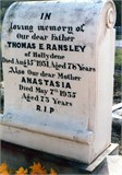 Thomas Edward Ransley