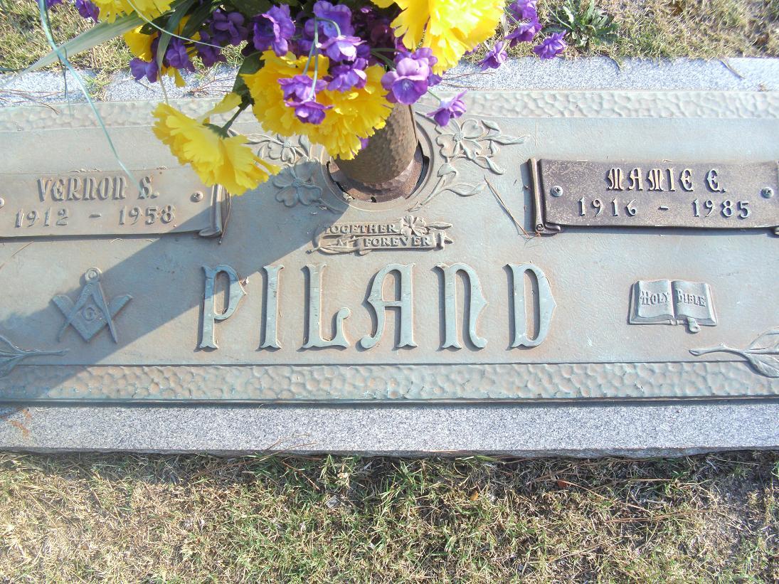 Vernon S Piland