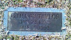 George Henry Taylor