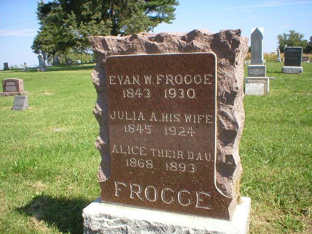 John W Frogge