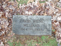 David Wayne Williams