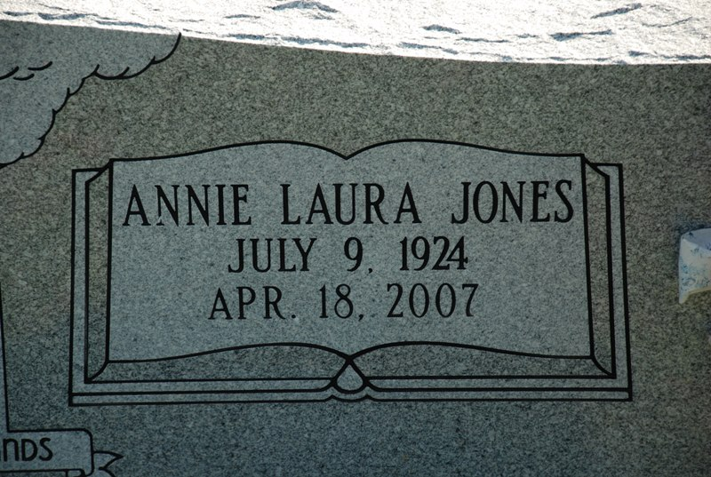 Laura Annie Jones