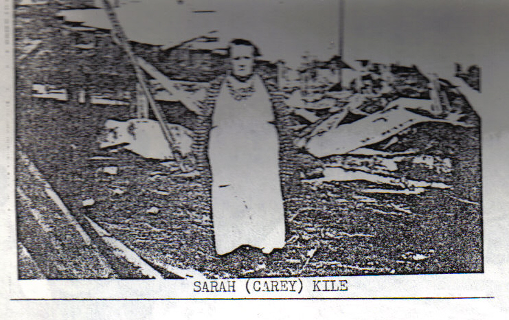 Sarah Elizabeth Carey