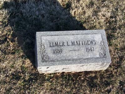 Linas L Matthews