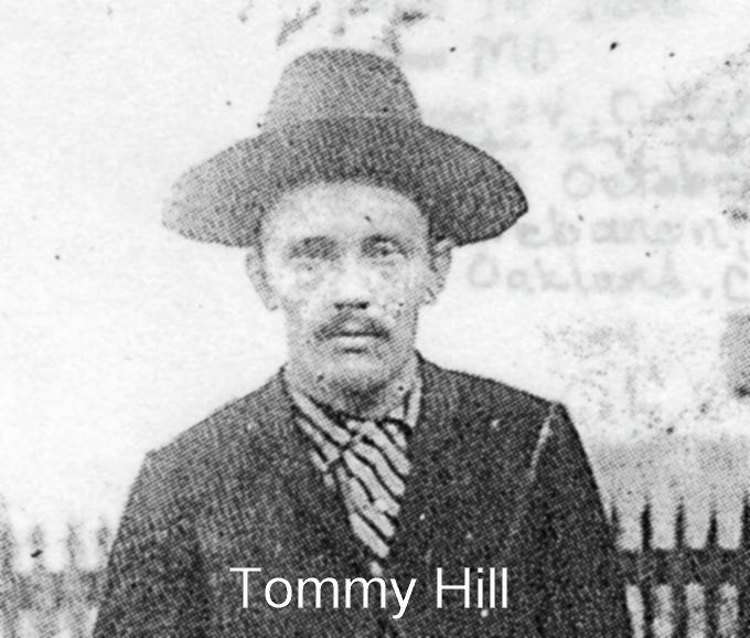 Thomas Baker Hill
