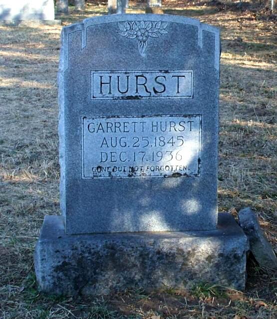 Garrett Hurst