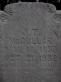 John Jasper Mccullar