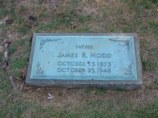James H Hood