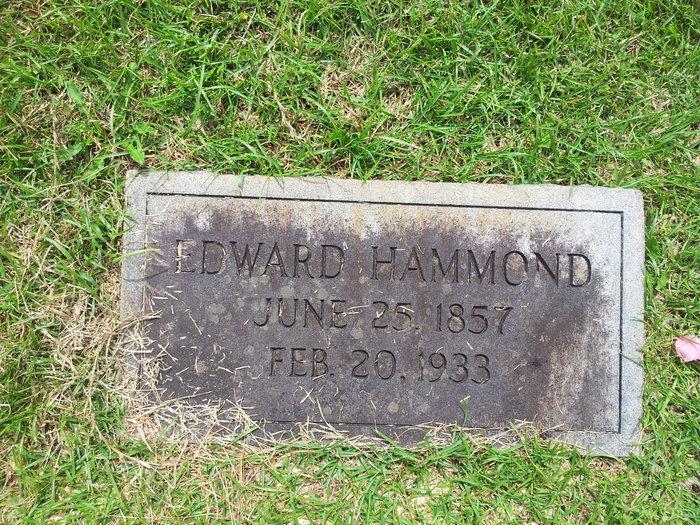 Edward D Hammond