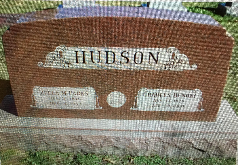 Benoni Hudson