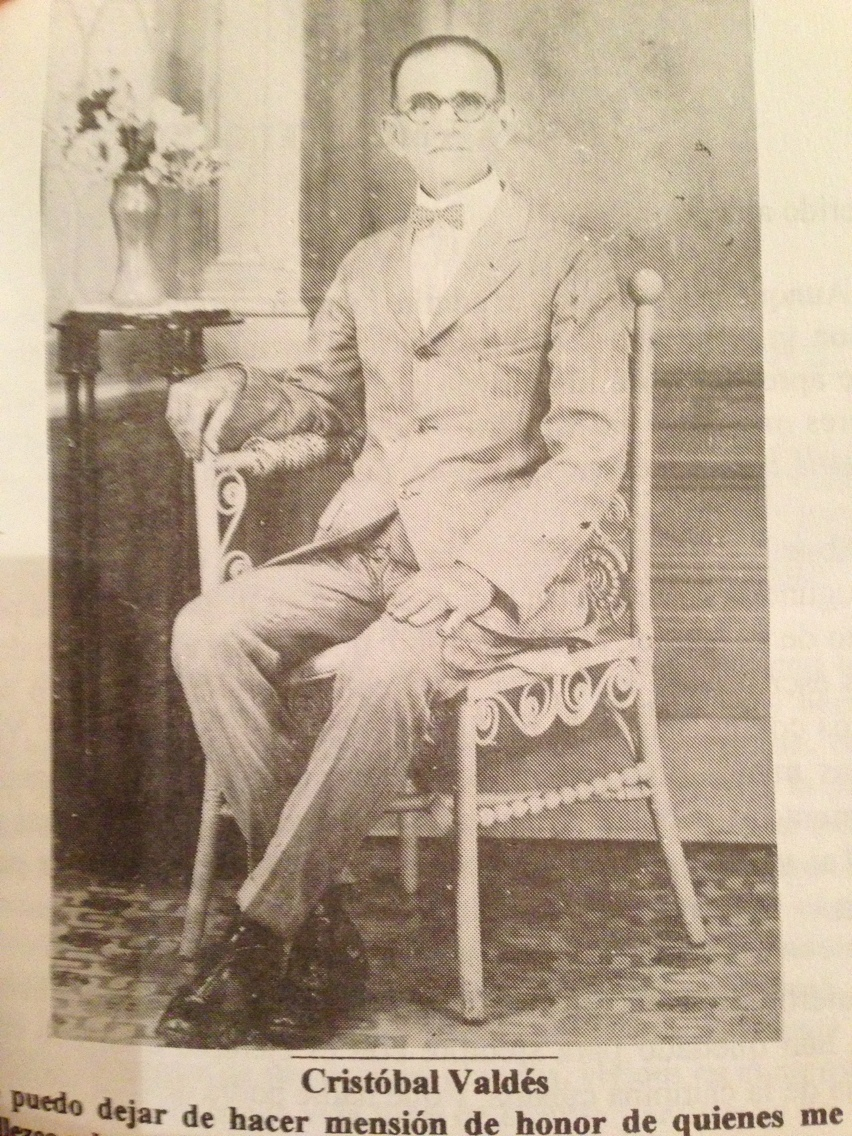 Cristóbal Valdés Menéndez