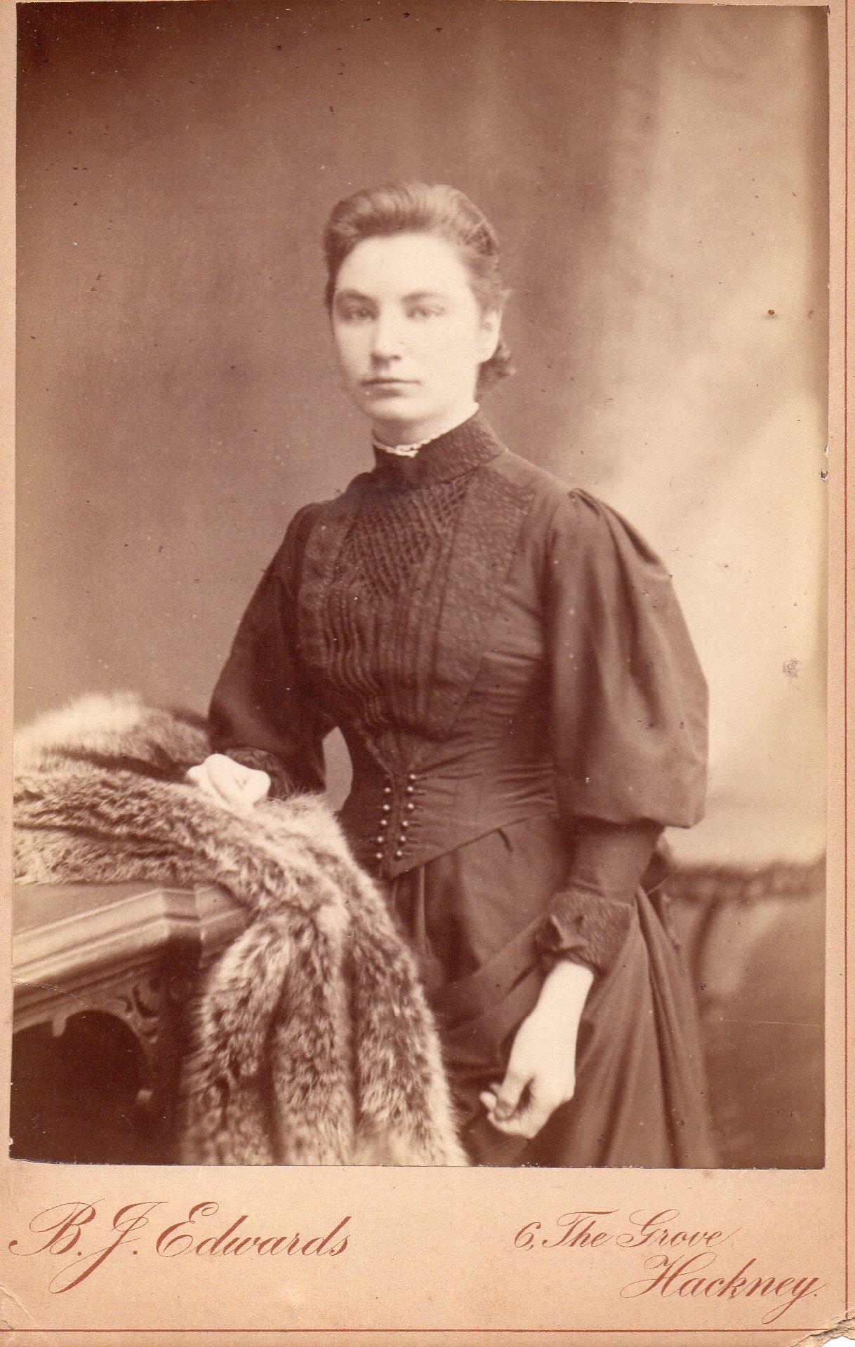 Emma J Sheldrake