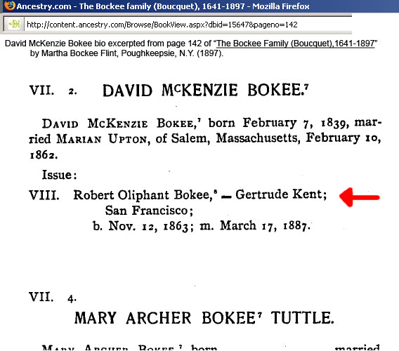 David Alexander Bokee