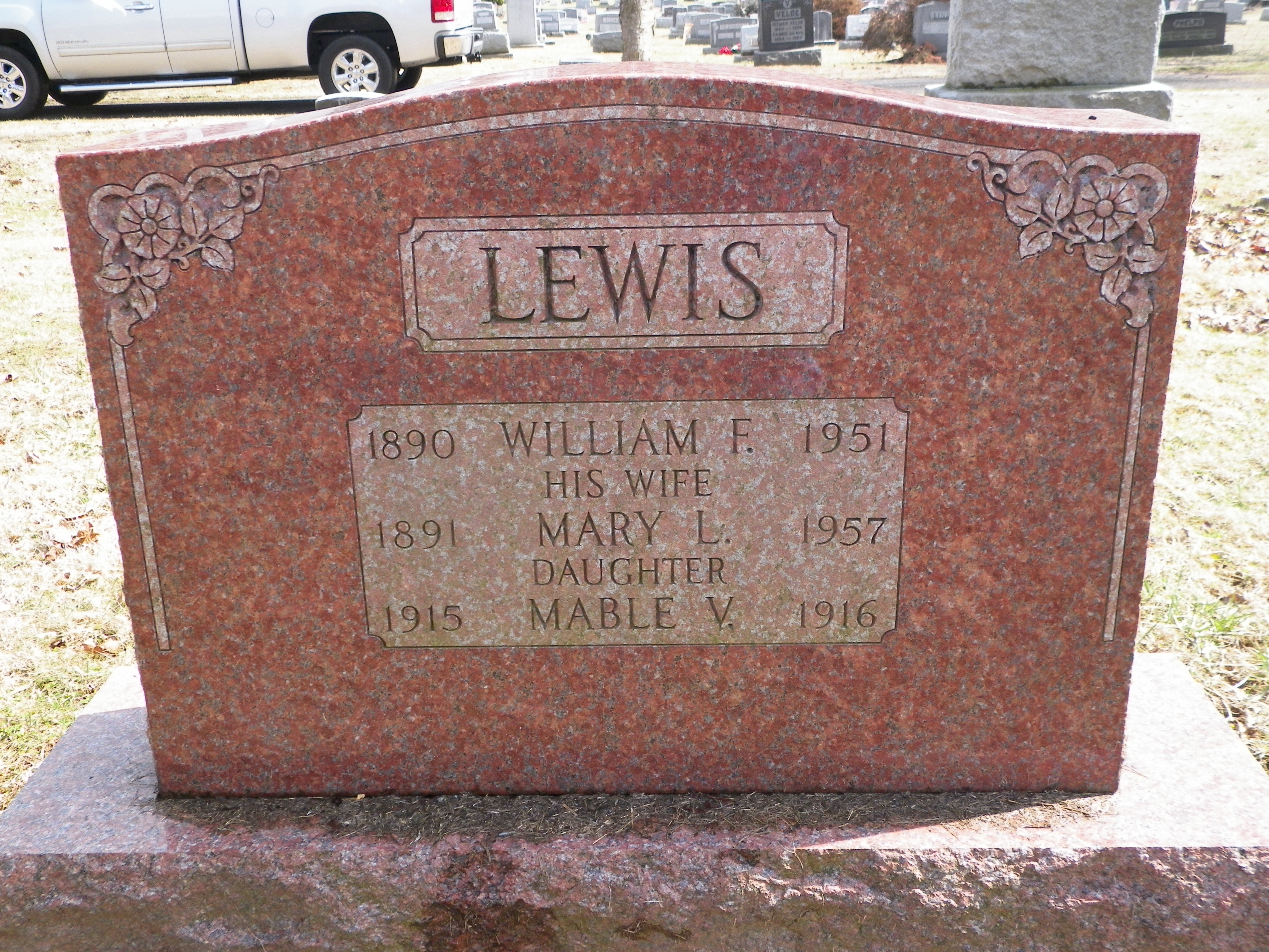 William Edward Lewis